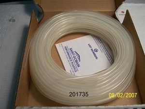 "Abrasive Feed Tube 3/16"" O.D. x 1/8"" I.D. (100'roll)"